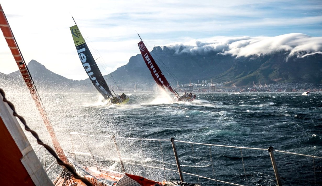 volvo yacht race 2020 Release