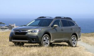 2020 subaru outback review Redesign and Concept