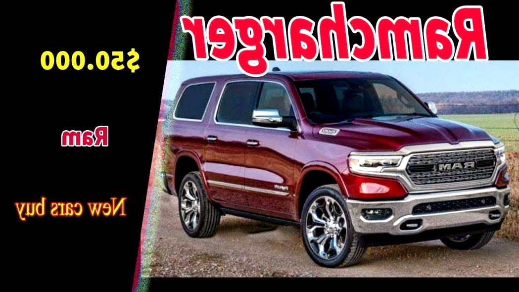 2020 dodge full size SUV Price and Release date