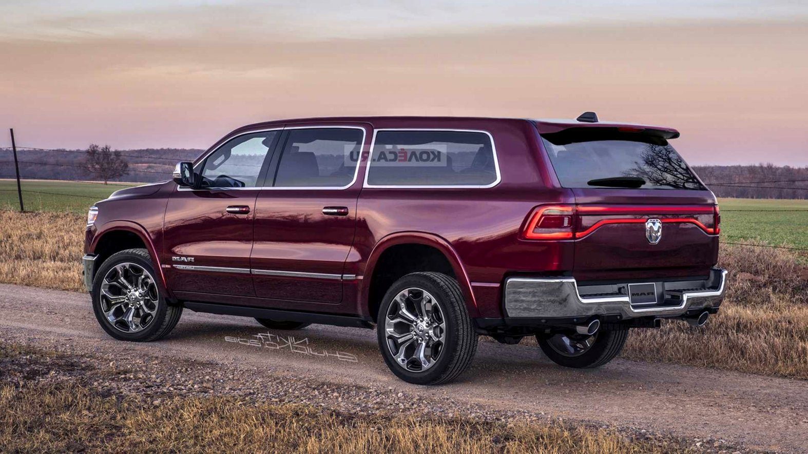 2020 dodge full size SUV Release Date and Concept