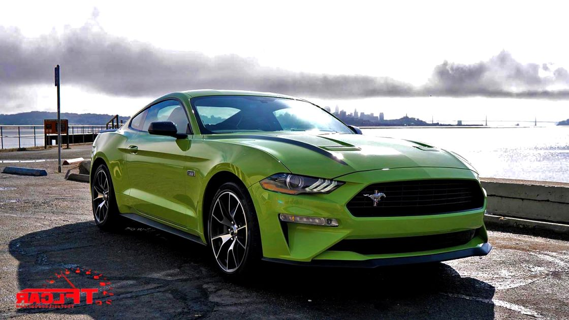 ford mustang ecoboost 2020 Spy Shoot