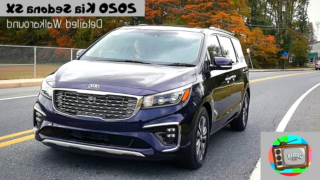 kia a sedona 2020 New Model and Performance