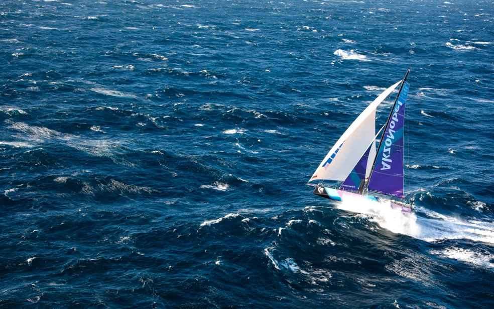 volvo yacht race 2020 Redesign and Concept