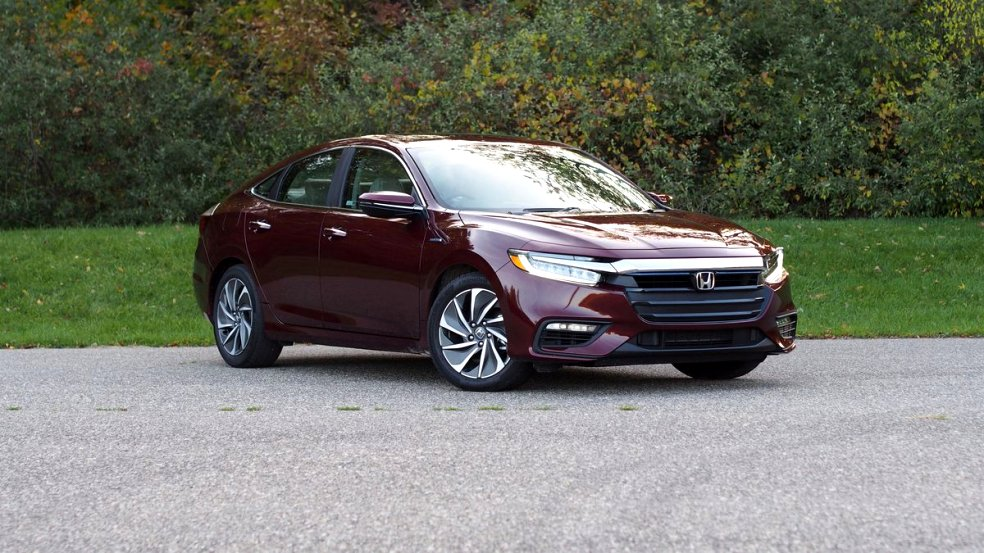 honda insight 2020 review Ratings