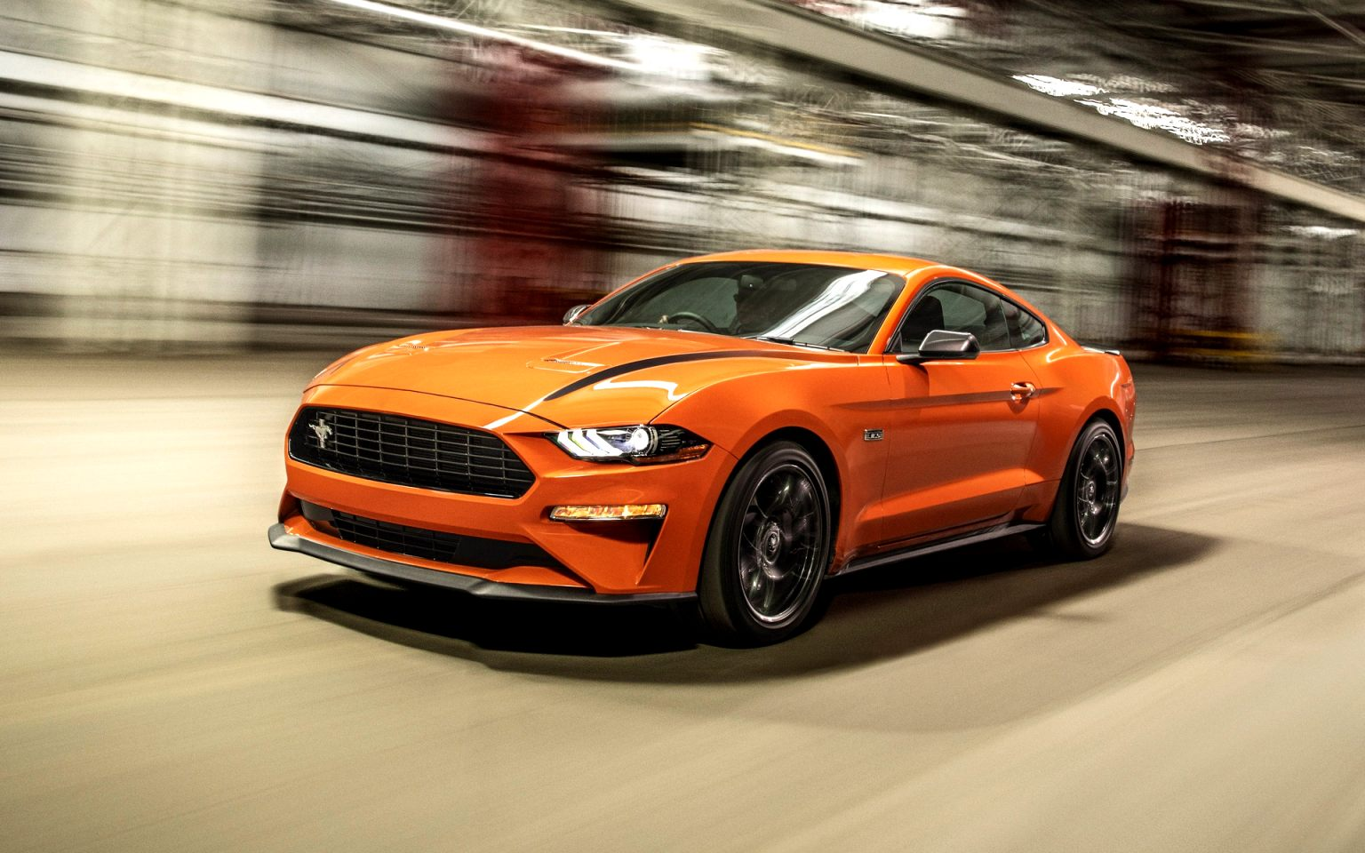ford mustang ecoboost 2020 History