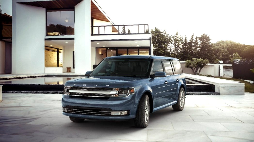 2020 ford flex Review
