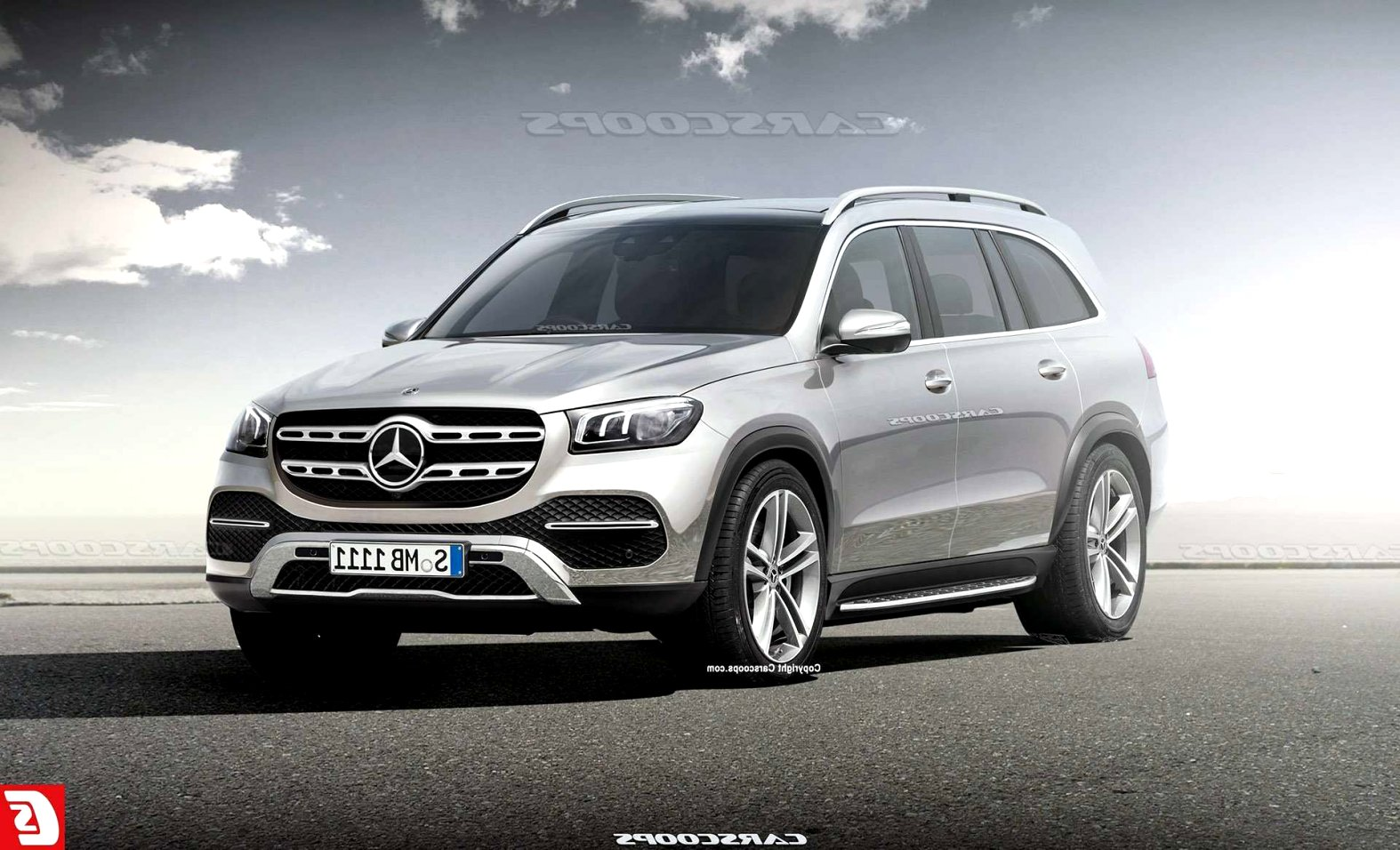 mercedes diesel SUV 2020 Speed Test