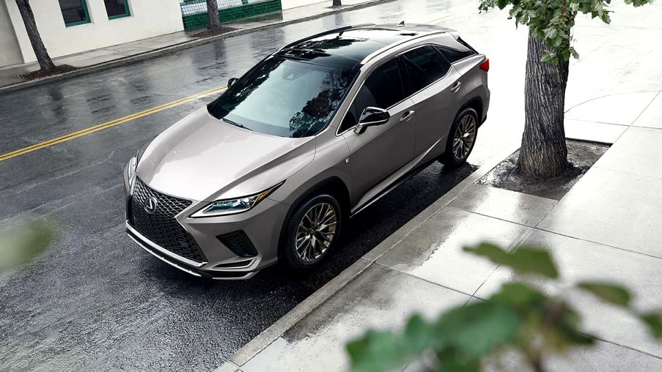 lexus white SUV 2020 Review and Release date