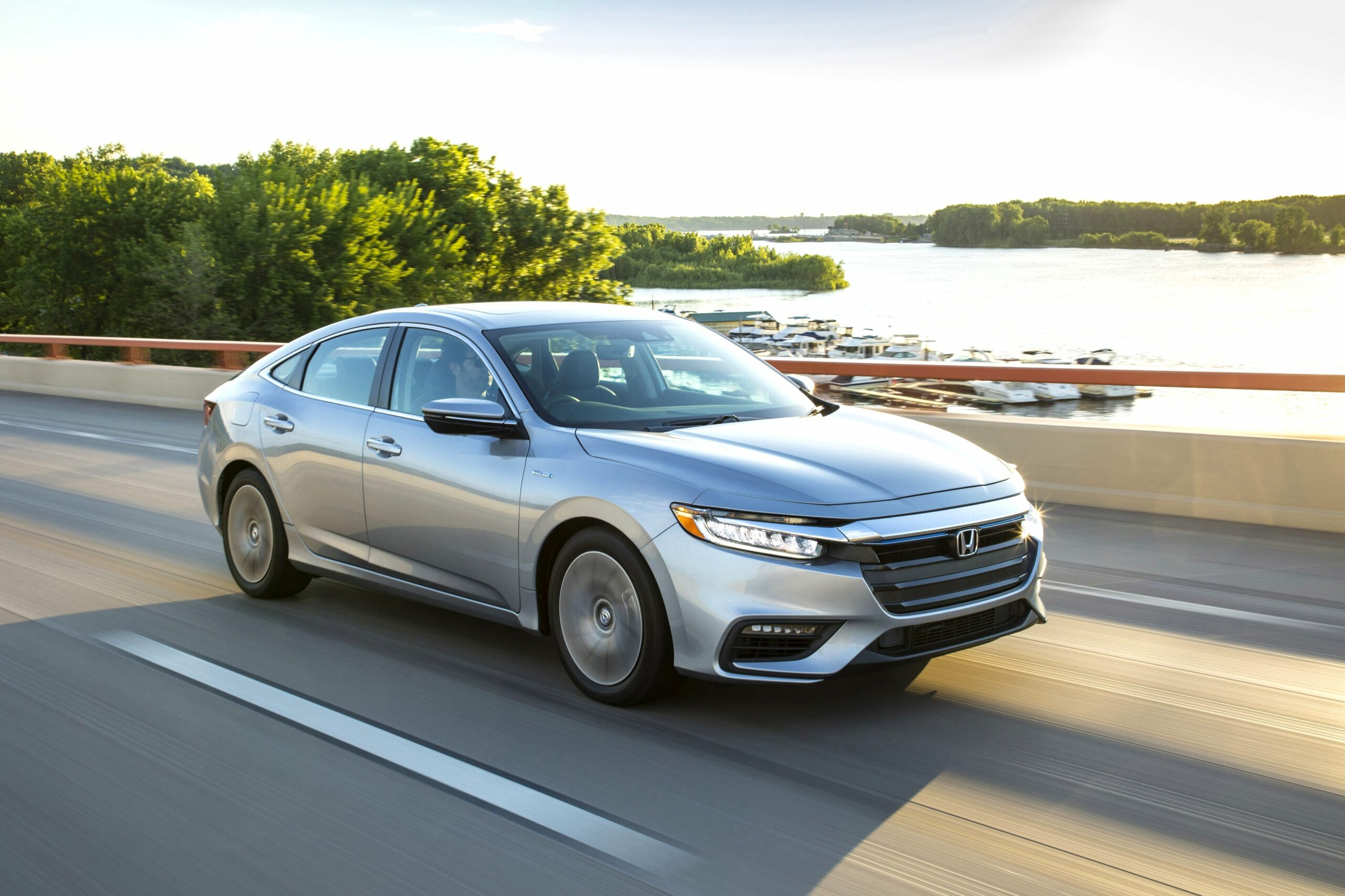 honda insight 2020 review History