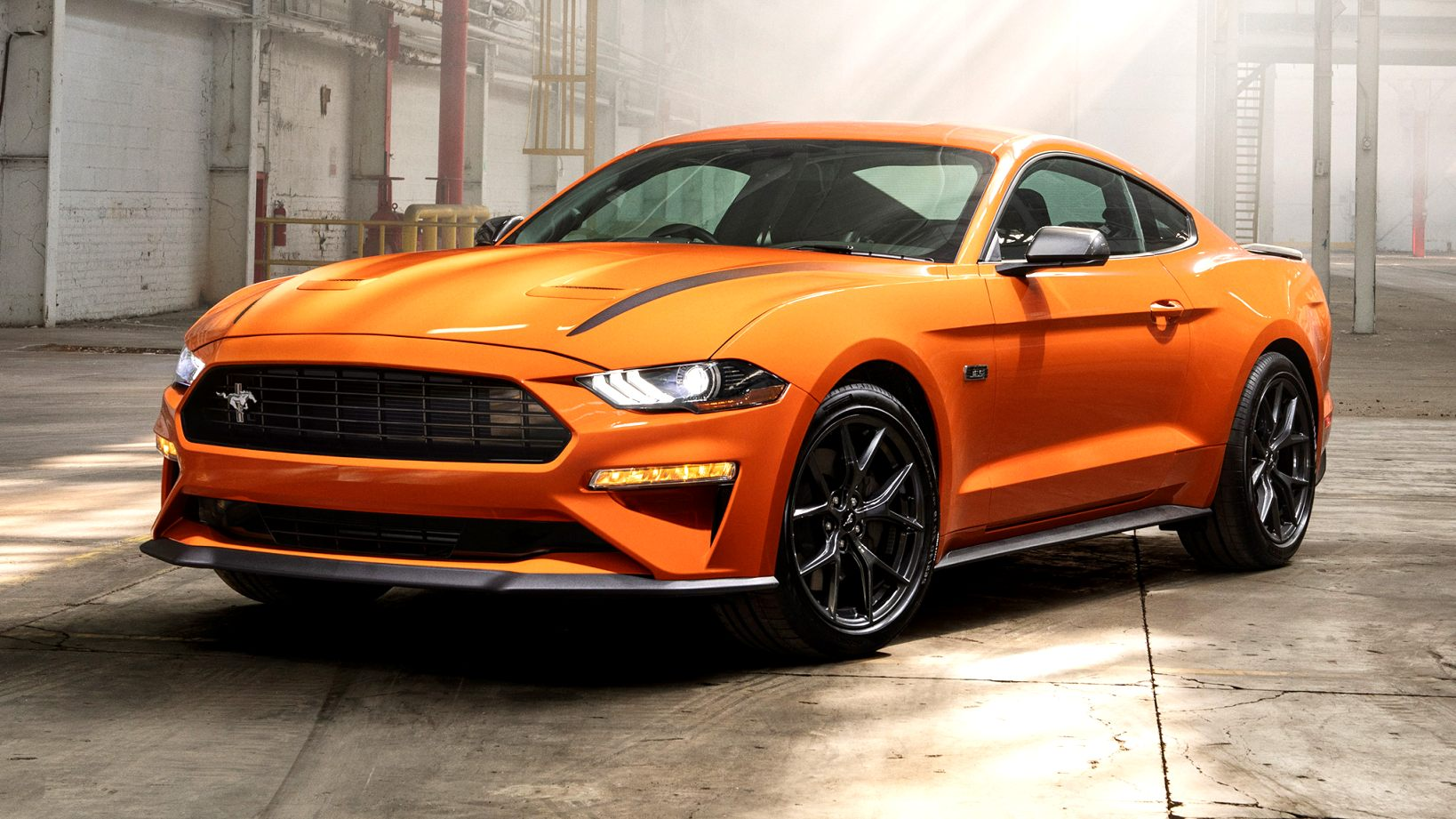 ford mustang ecoboost 2020 Release Date