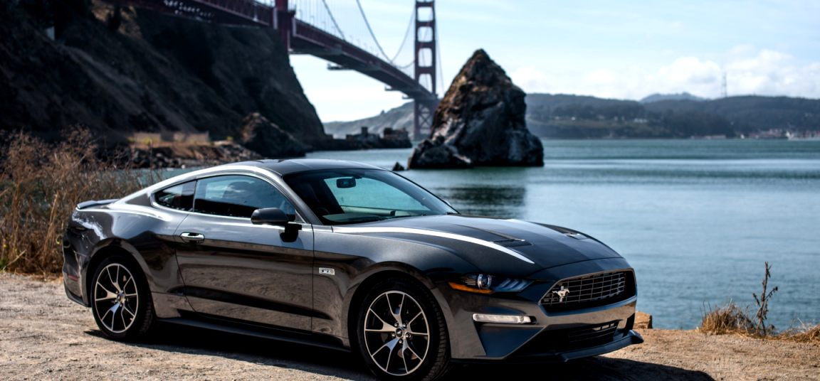 ford mustang ecoboost 2020 Model