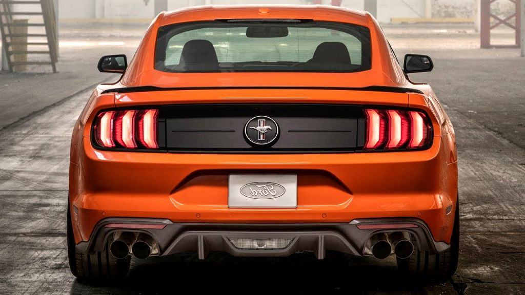 ford mustang ecoboost 2020 Release Date and Concept