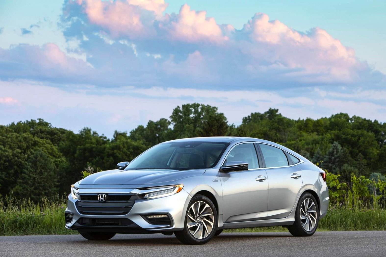 honda insight 2020 review Images