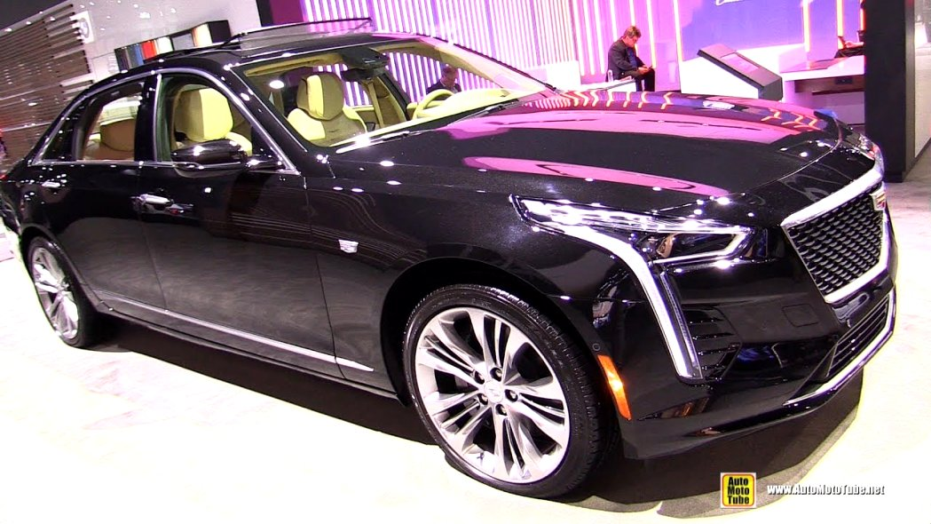 2020 cadillac ct6 youtube Rumors