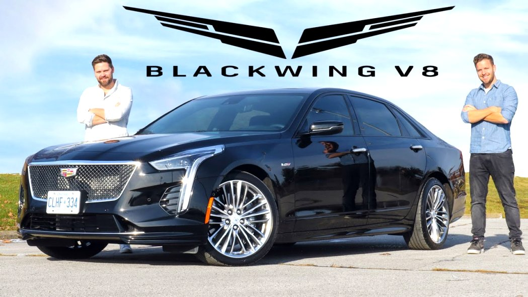 2020 cadillac ct6 youtube Engine