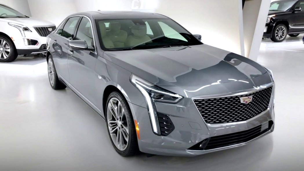 2020 cadillac ct6 youtube Review and Release date