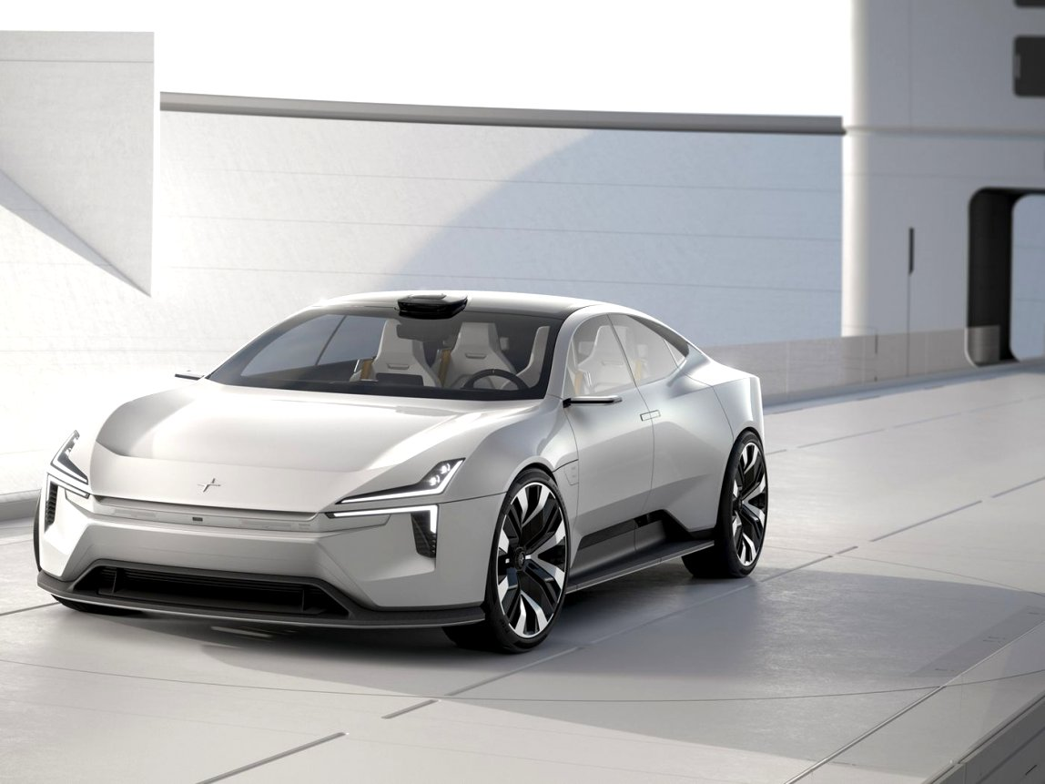 volvo electric car 2020 Picture
