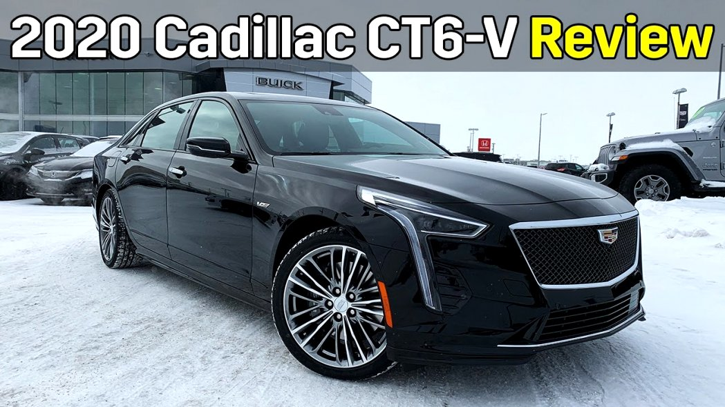 2020 cadillac ct6 youtube Redesign