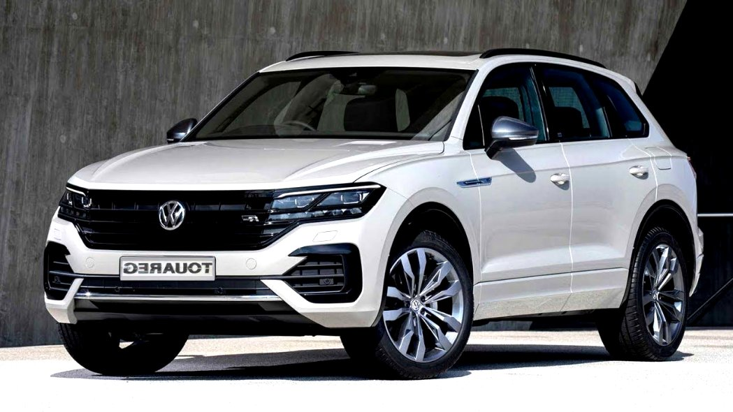 2020 volkswagen large suv speed