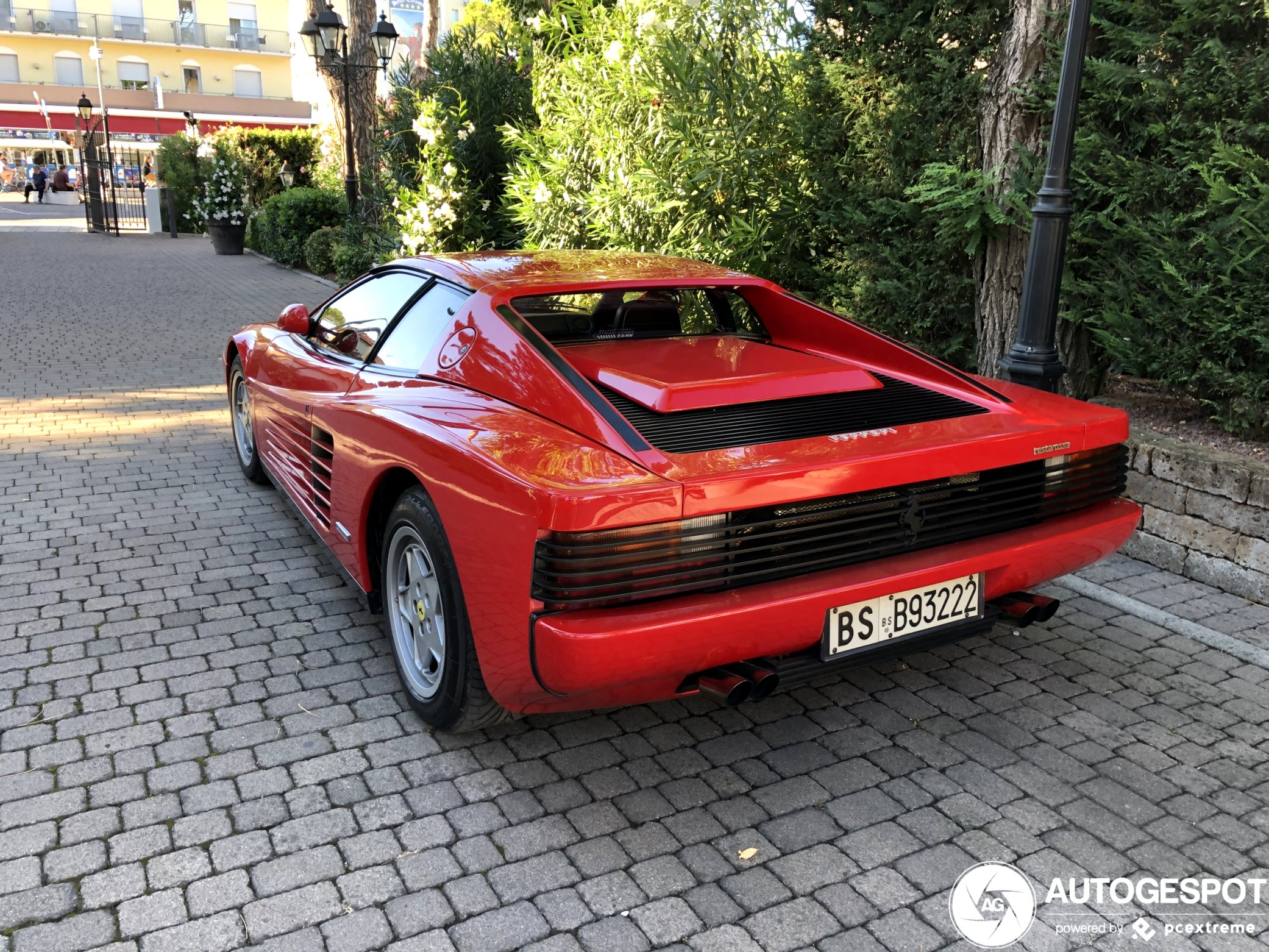 2020 ferrari testarossa Review