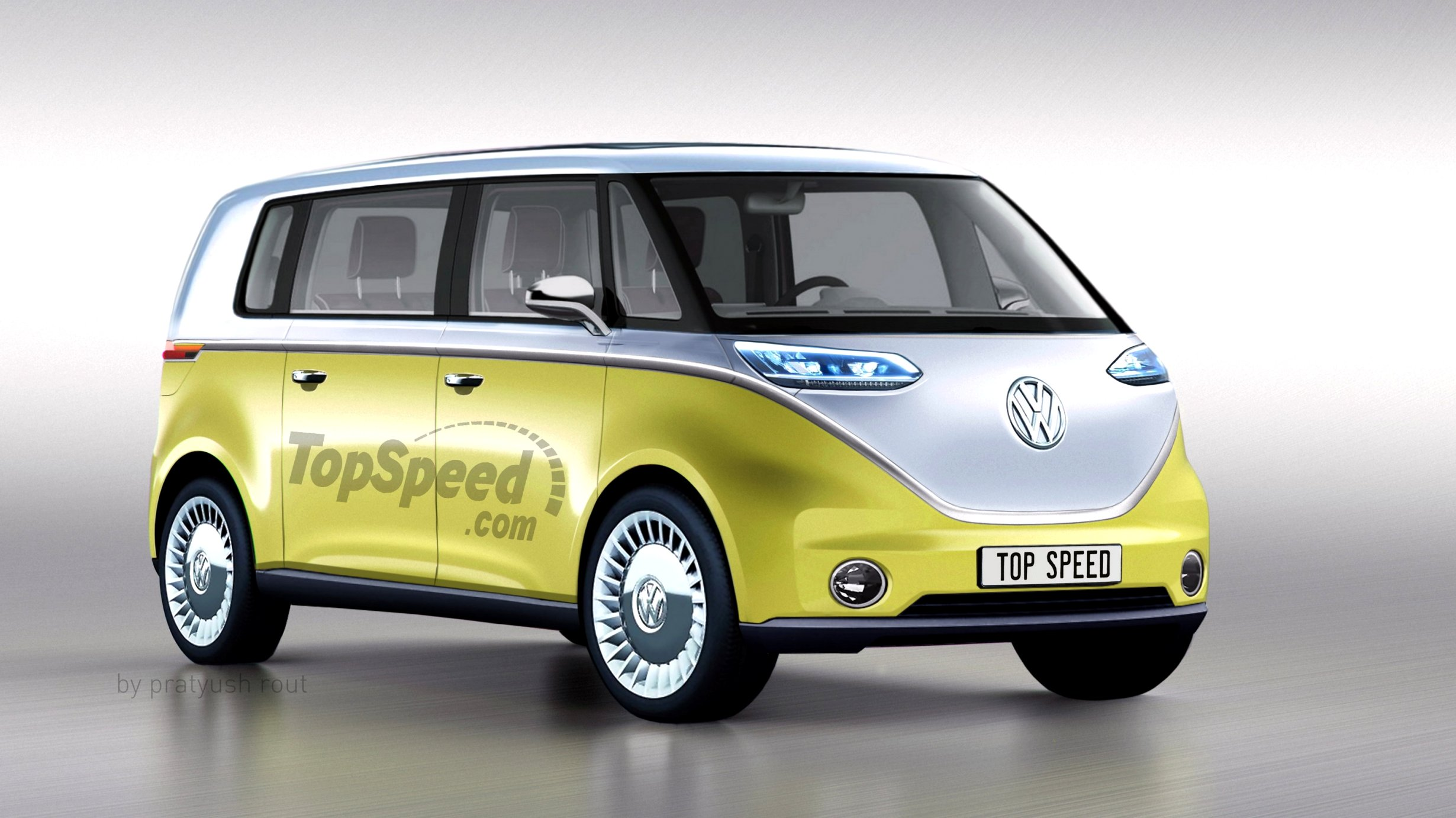 volkswagen electric bus 2020 Price and Release date