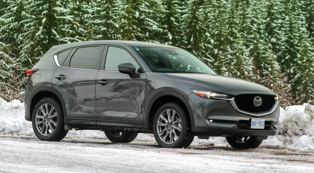 2020 mazda cx 5 zero to 60 Price and Review