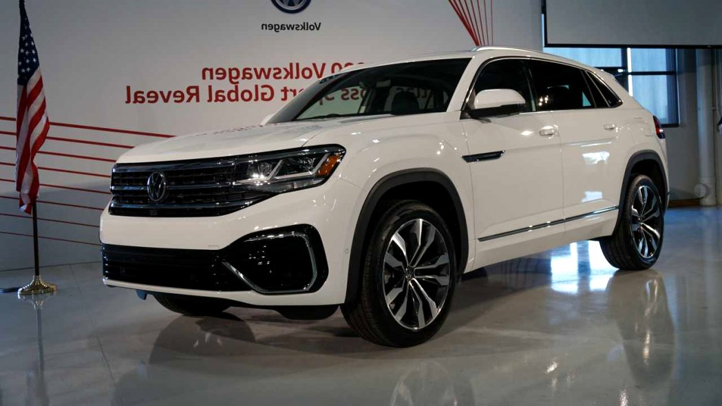 2020 volkswagen large SUV Review and Release date