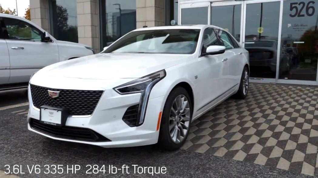 2020 cadillac ct6 youtube Price, Design and Review