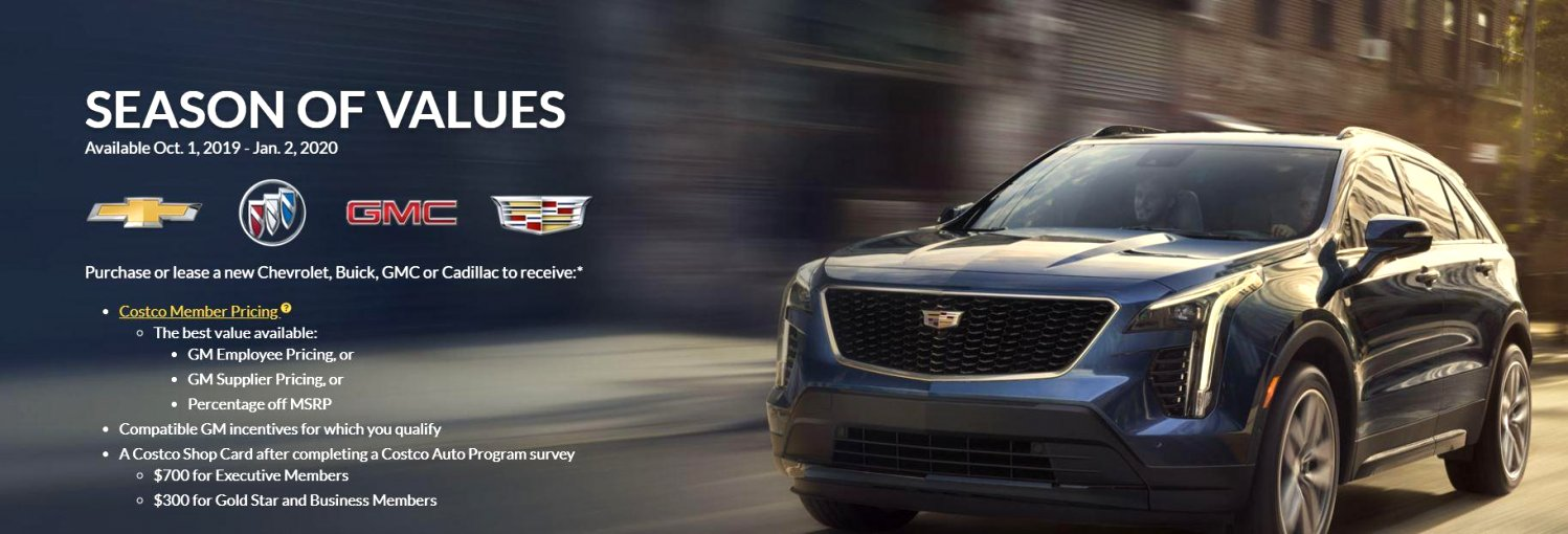 2020 cadillac incentives Release Date and Concept