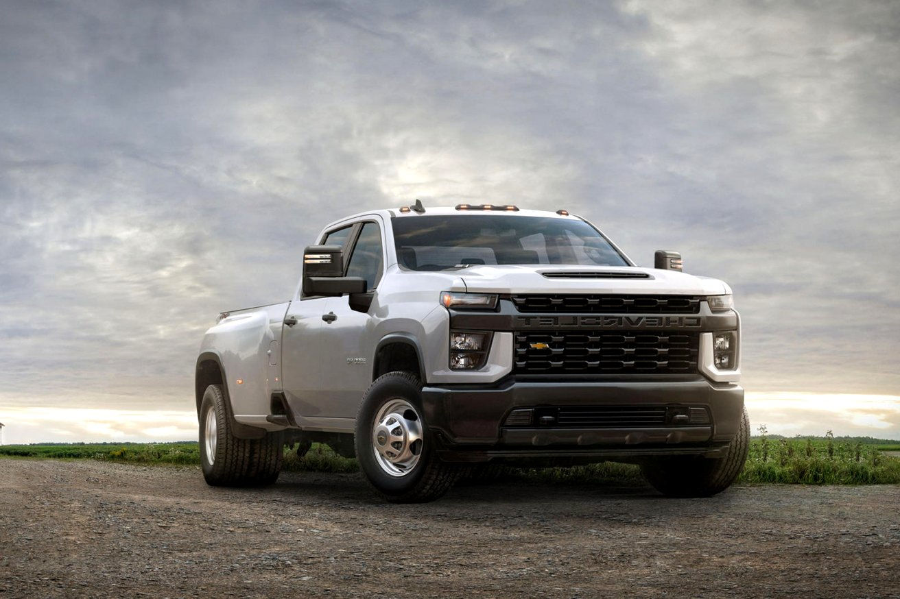 chevrolet dually 2020 Overview