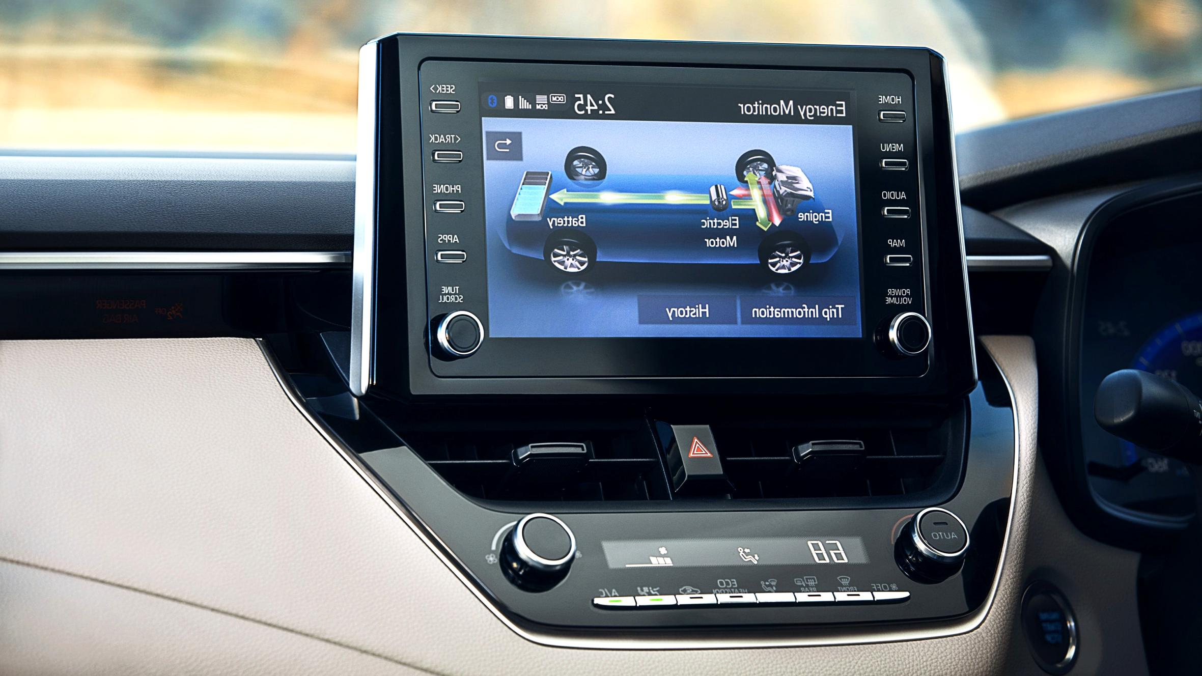 2020 toyota navigation Specs and Review