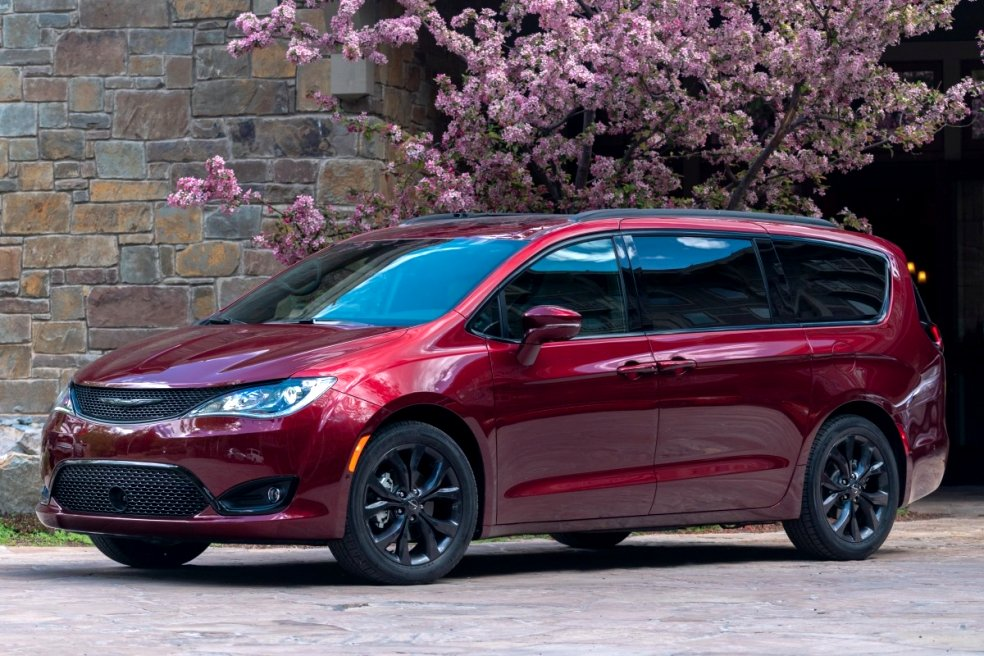 dodge pacifica 2020 Concept and Review