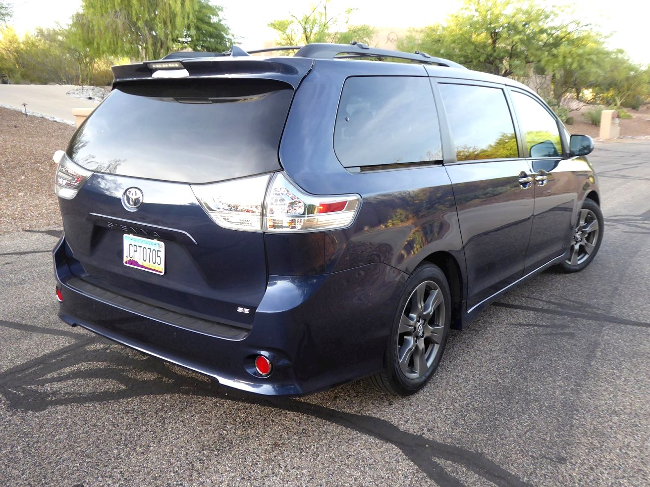 toyota sienna 2020 Exterior and Interior