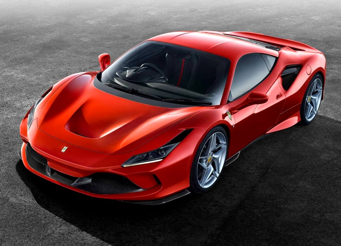 2020 ferrari new Spesification