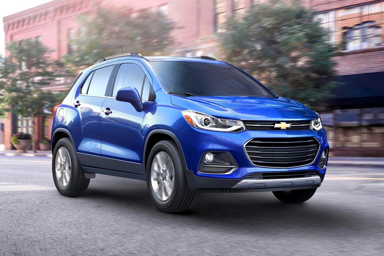 2020 chevrolet trax Research New