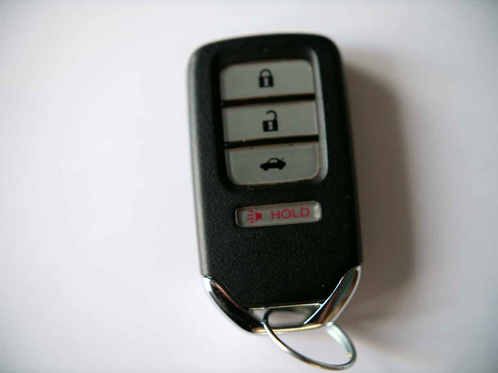 2020 honda key fob Review and Release date