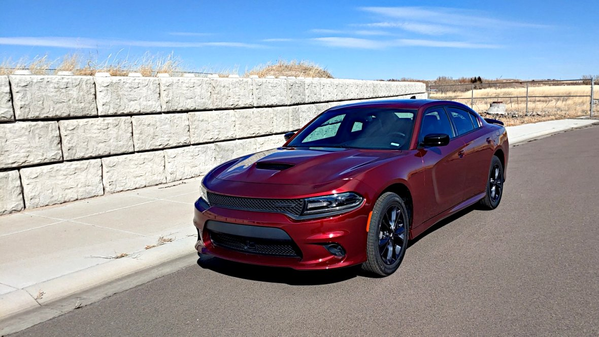 dodge charger gt 2020 Ratings