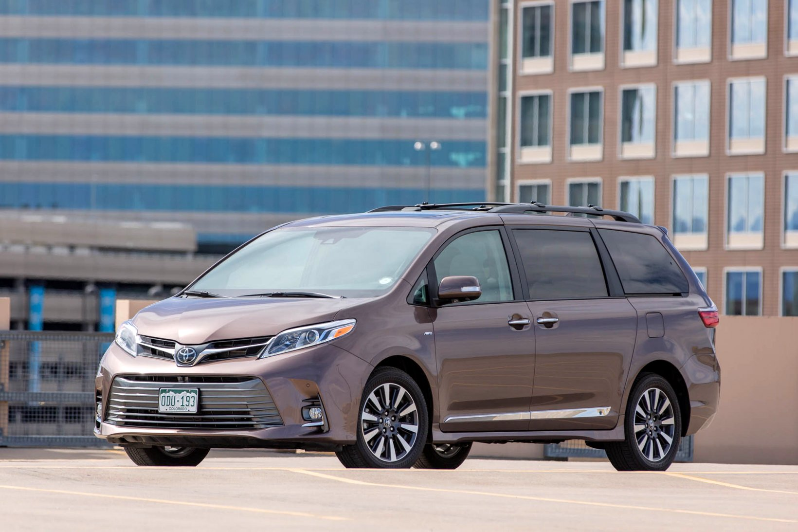 toyota sienna 2020 New Review
