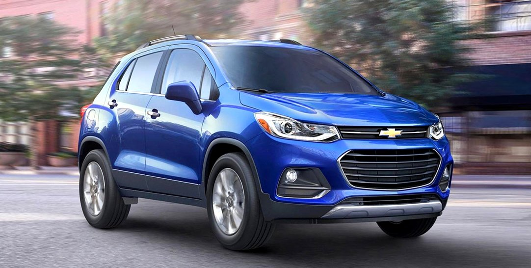 2020 chevrolet trax Style