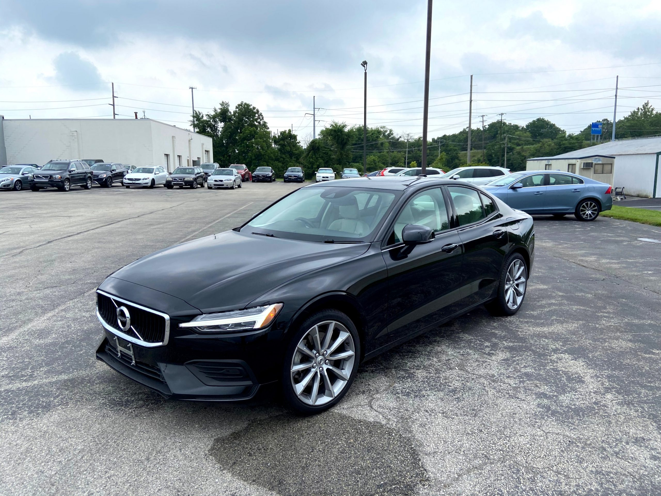 2020 used volvo s60 Price and Review