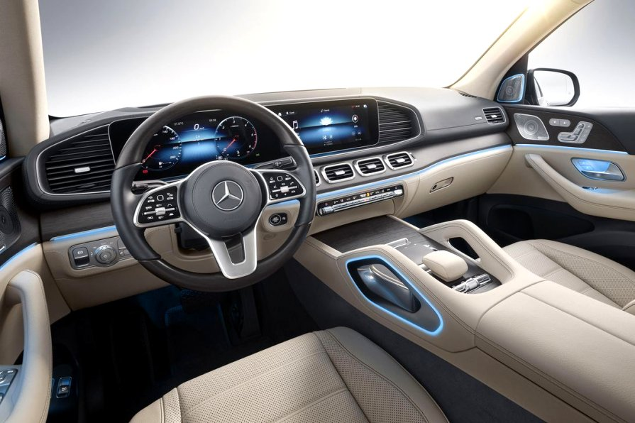 2020 mercedes inside Price and Release date