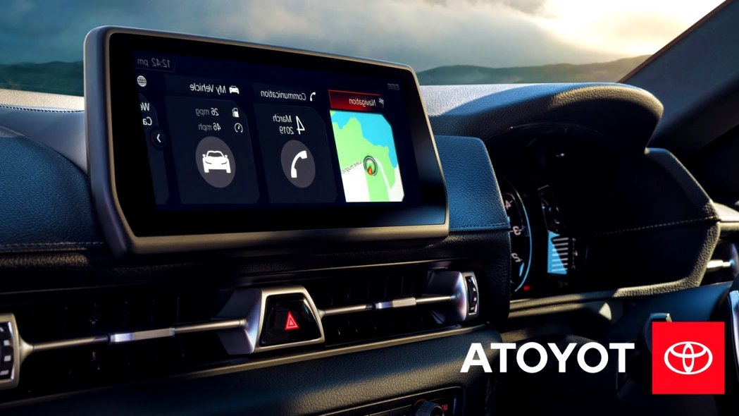 2020 toyota navigation Price and Review