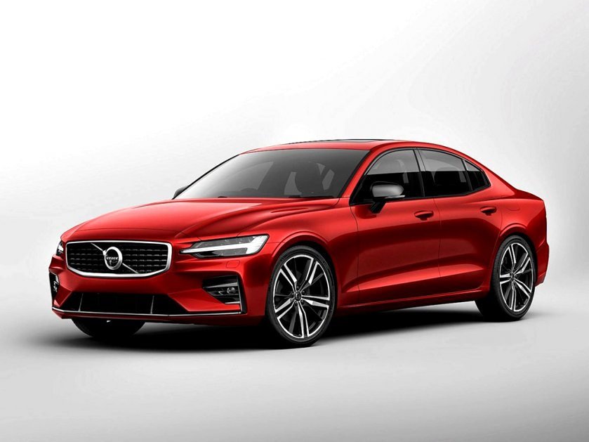 2020 used volvo s60 Redesign and Review