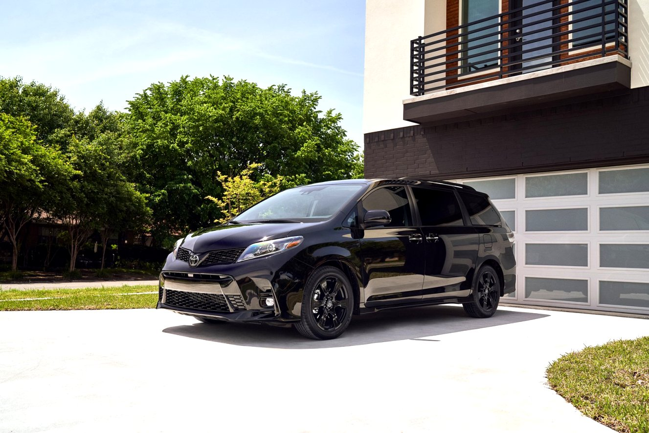 toyota sienna 2020 Redesign and Review