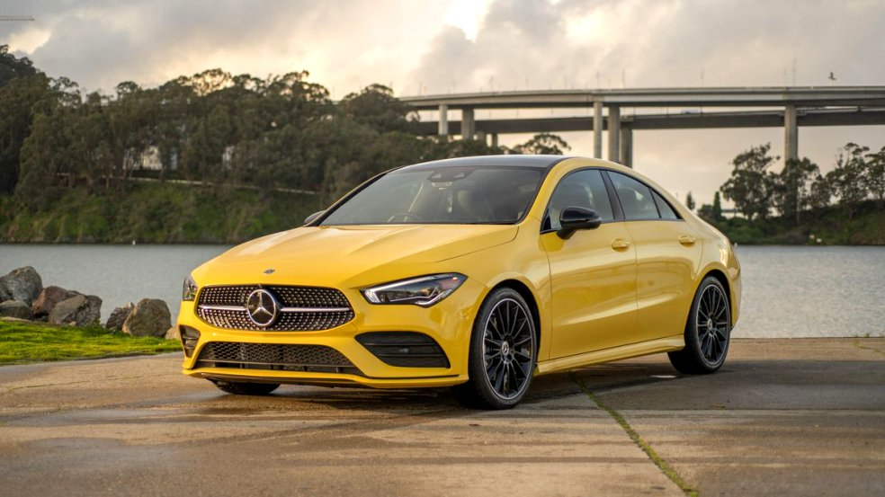 2020 mercedes benz cla 250 New Model and Performance