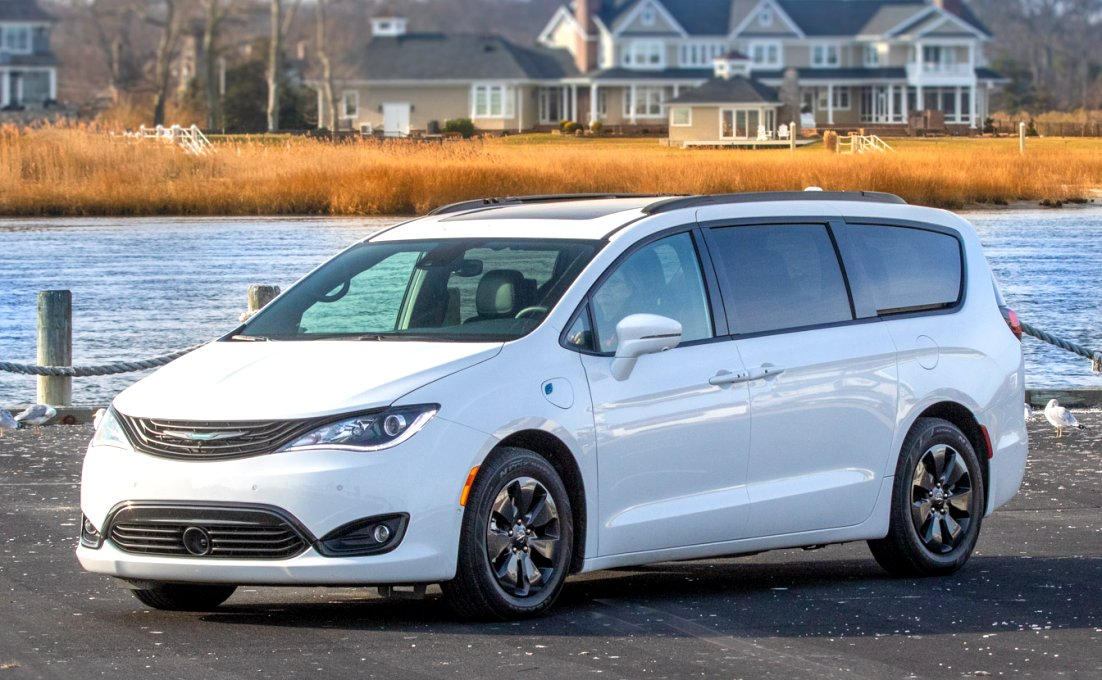dodge pacifica 2020 New Concept