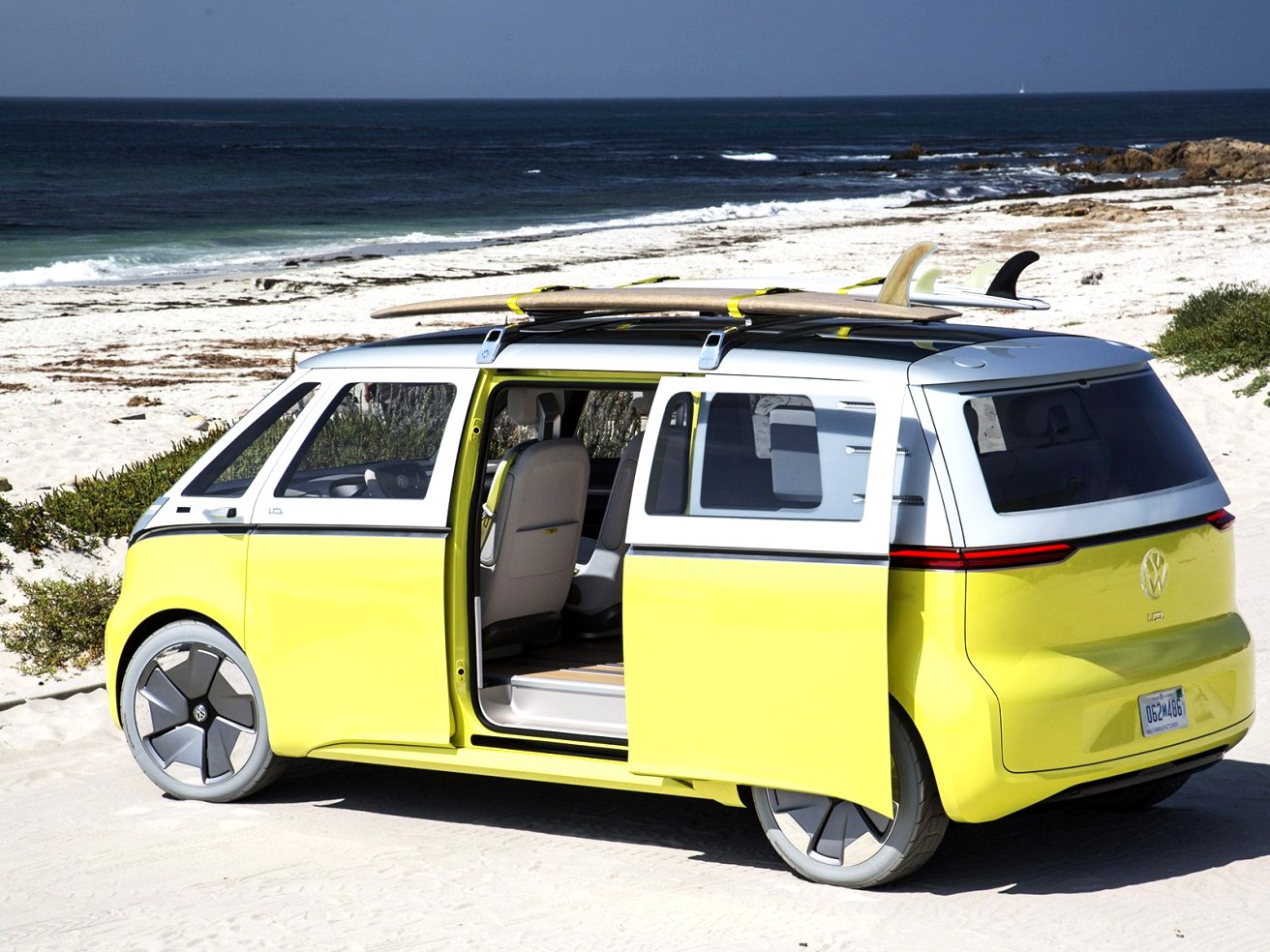 volkswagen electric bus 2020 Concept and Review