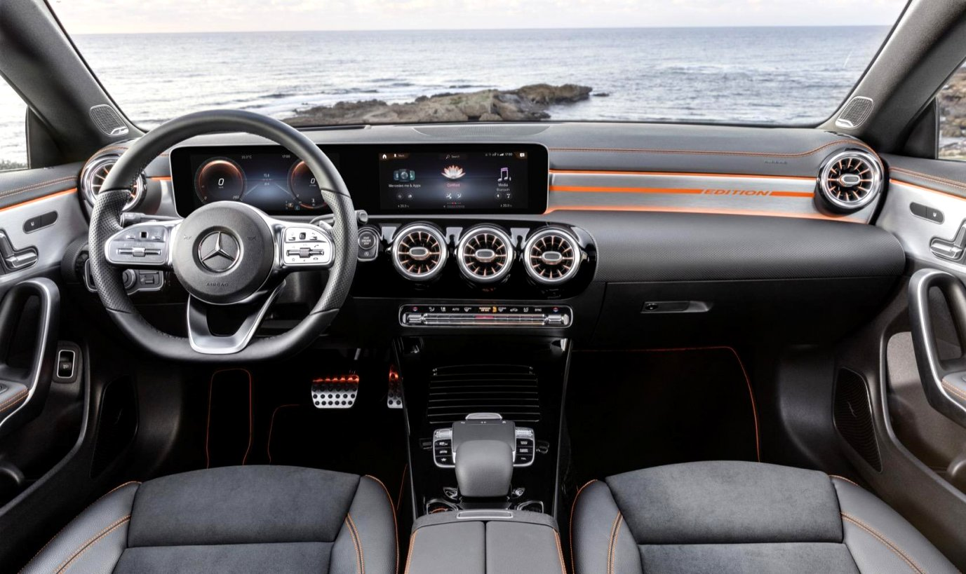 2020 mercedes inside New Model and Performance