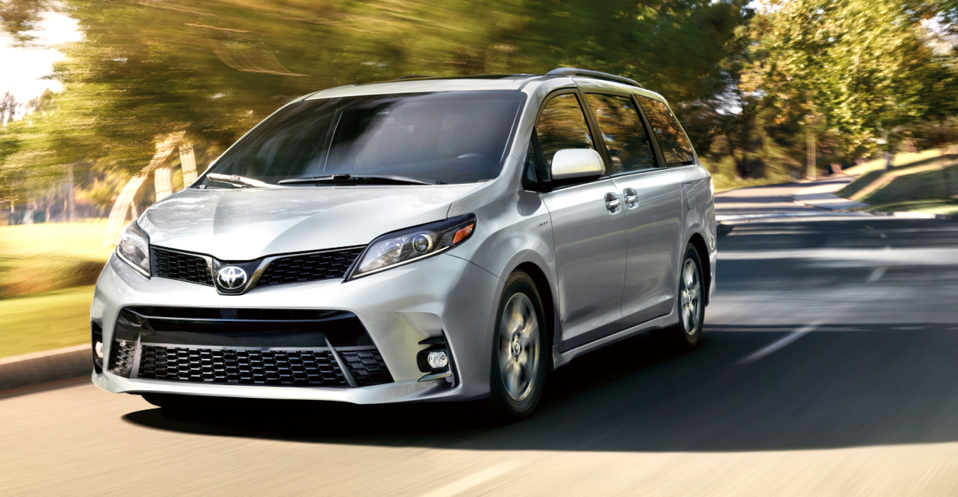 toyota sienna 2020 Specs and Review