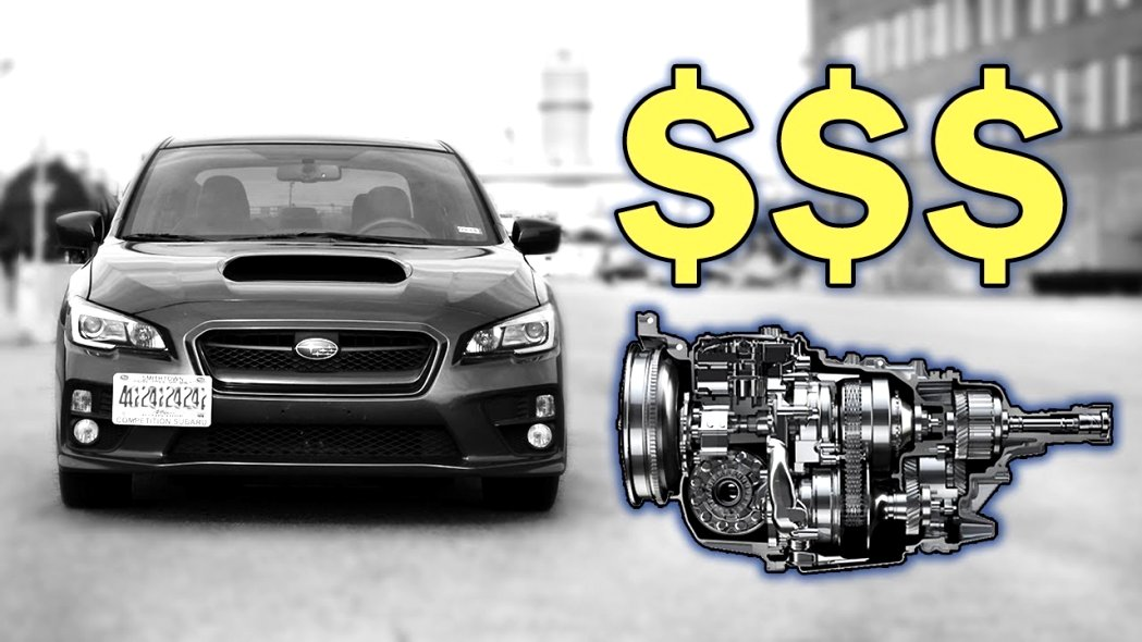 2020 subaru transmission problems Configurations